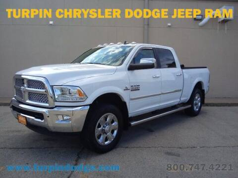 2017 RAM Ram Pickup 2500 for sale at Turpin Dodge Chrysler Jeep Ram in Dubuque IA