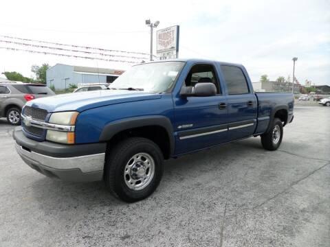 2003 Chevrolet Silverado 1500HD for sale at Budget Corner in Fort Wayne IN