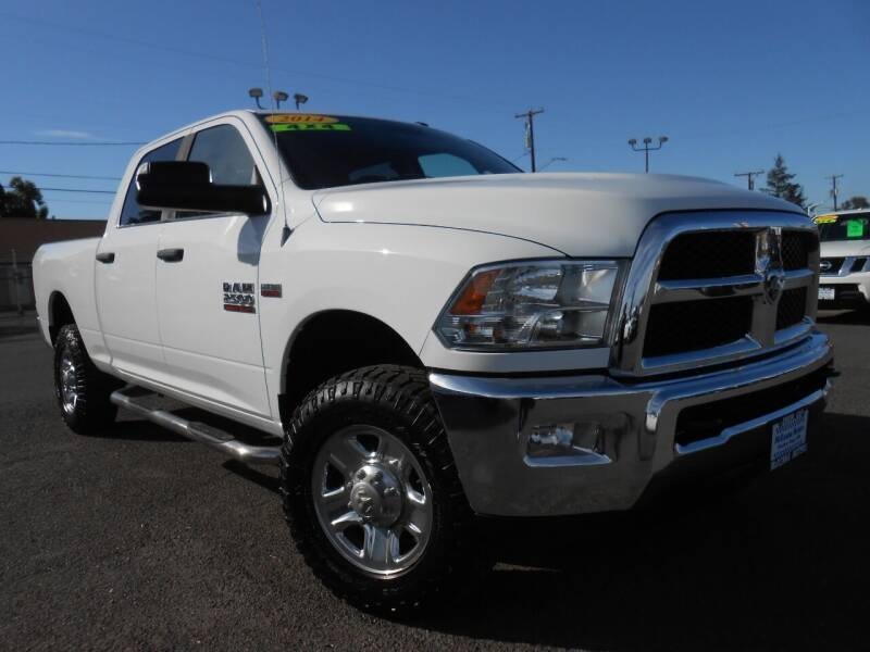 2014 RAM Ram Pickup 2500 for sale at McKenna Motors in Union Gap WA