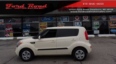 2012 Kia Soul for sale at Ford Road Motor Sales in Dearborn MI