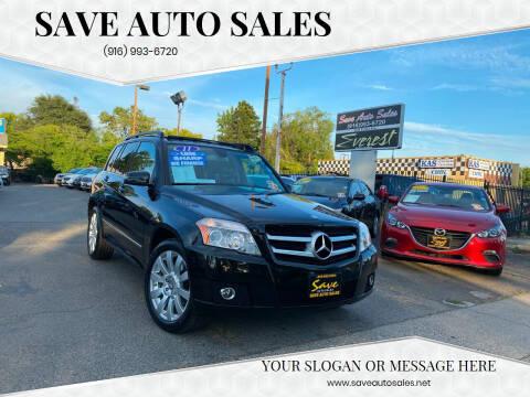 2011 Mercedes-Benz GLK for sale at Save Auto Sales in Sacramento CA