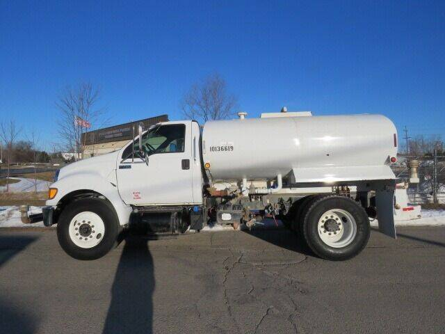 2012 Ford F-750 Super Duty for sale in Neenah, WI