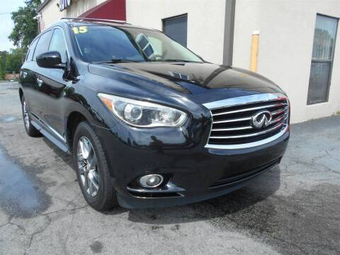 2015 Infiniti QX60 for sale at AutoStar Norcross in Norcross GA