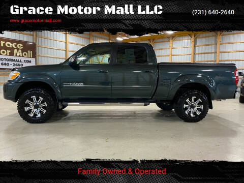 2006 Toyota Tundra for sale at Grace Motor Mall LLC in Traverse City MI
