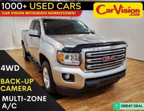 2015 GMC Canyon for sale at Car Vision Buying Center in Norristown PA