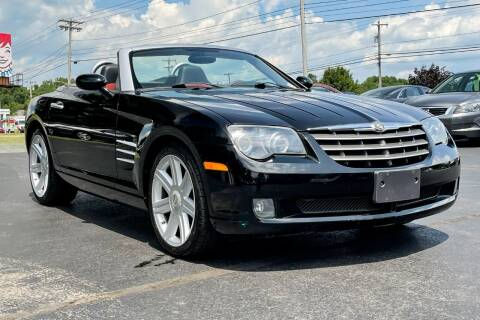 2007 Chrysler Crossfire for sale at Knighton's Auto Services INC in Albany NY