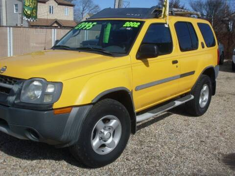 2002 Nissan Xterra for sale at Flag Motors in Islip Terrace NY