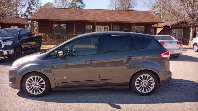 2018 Ford C-MAX Hybrid for sale at Victory Motor Company in Conroe TX