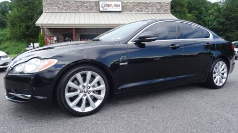 2011 Jaguar XF for sale at Driven Pre-Owned in Lenoir NC