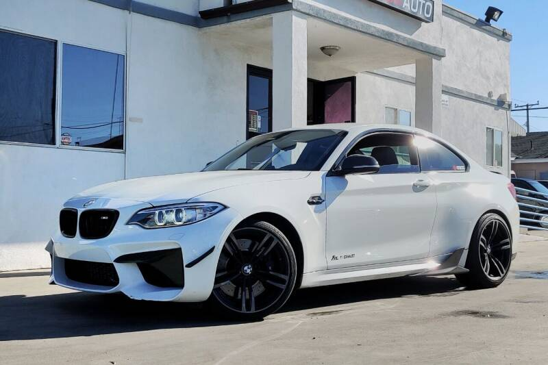 2016 BMW M2 for sale at Fastrack Auto Inc in Rosemead CA