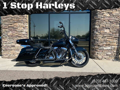2010 Harley Davidson  Road King  for sale at 1 Stop Harleys in Peoria AZ
