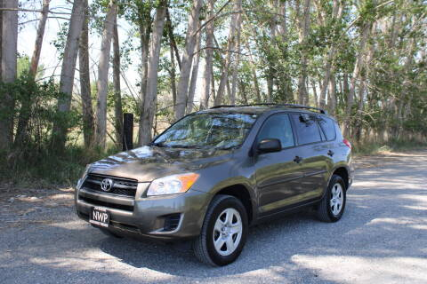 2011 Toyota RAV4 for sale at Northwest Premier Auto Sales in West Richland And Kennewick WA
