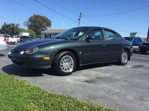 1998 Ford Taurus for sale at Barnsley Auto Sales in Oxford PA