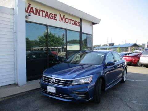 2017 Volkswagen Passat for sale at Vantage Motors LLC in Raytown MO
