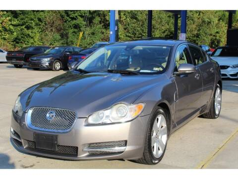 2010 Jaguar XF for sale at Inline Auto Sales in Fuquay Varina NC