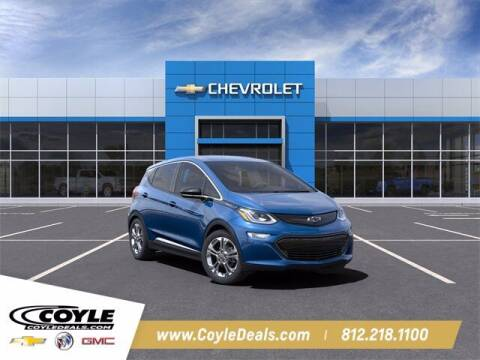 2021 Chevrolet Bolt EV for sale at COYLE GM - COYLE NISSAN - New Inventory in Clarksville IN