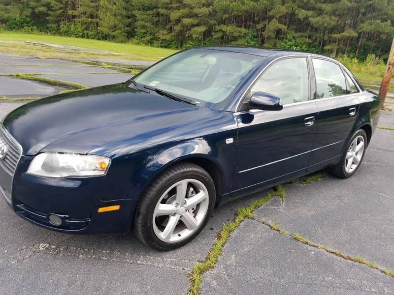 2007 Audi A4 for sale at Global Autos in Kenly NC