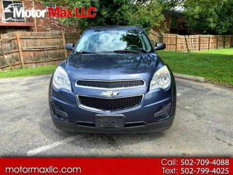 2014 Chevrolet Equinox for sale at Motor Max Llc in Louisville KY