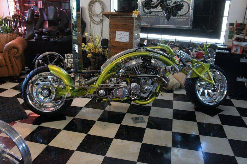 2012 Custom Build Low Rider for sale at Dream Machines USA in Lantana FL