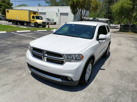 2013 Dodge Durango for sale at Best Price Car Dealer in Hallandale Beach FL