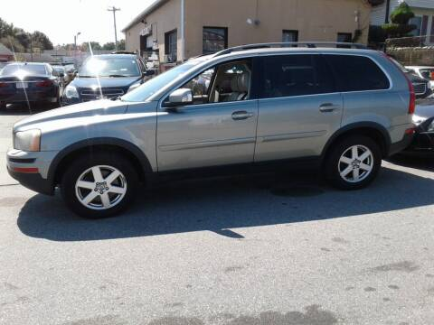 2007 Volvo XC90 for sale at Nelsons Auto Specialists in New Bedford MA