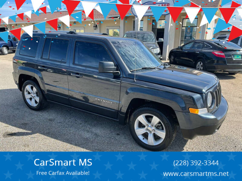 2014 Jeep Patriot for sale at CarSmart MS in Diberville MS