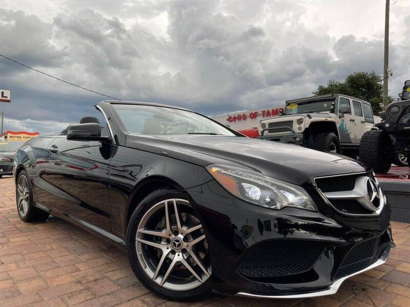 2016 Mercedes-Benz E-Class for sale at Cars of Tampa in Tampa FL