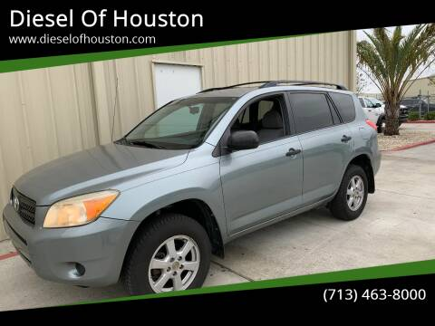 2007 Toyota RAV4 for sale at Diesel Of Houston in Houston TX
