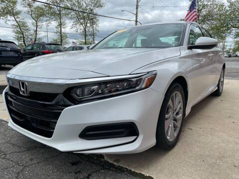 2019 Honda Accord for sale at AUTORAMA SALES INC. - Farmingdale in Farmingdale NY
