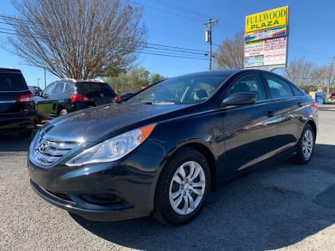 2012 Hyundai Sonata for sale at 5 Star Auto in Matthews NC