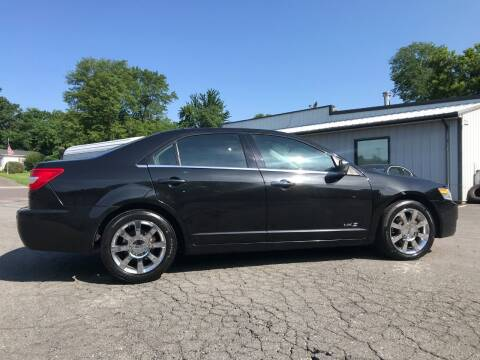 2009 Lincoln MKZ for sale at ABC Auto Sales (Culpeper) - Barboursville Location in Barboursville VA