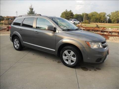 2012 Dodge Journey for sale at OLSON AUTO EXCHANGE LLC in Stoughton WI