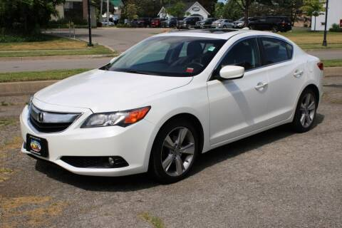 2015 Acura ILX for sale at Great Lakes Classic Cars & Detail Shop in Hilton NY