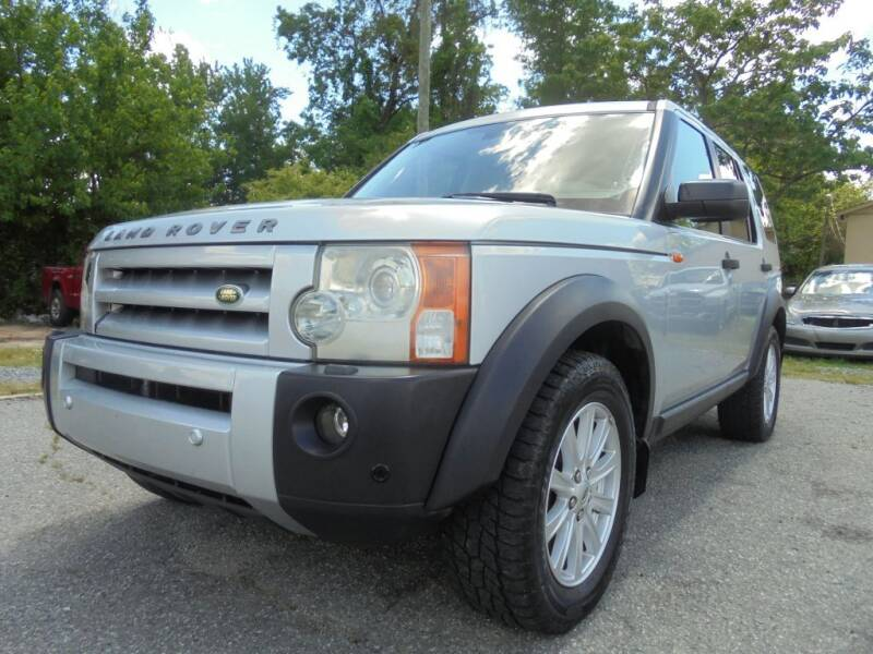 2008 Land Rover LR3 for sale in Greensboro, NC