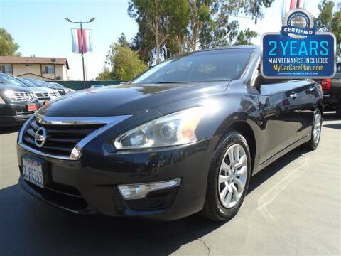 2014 Nissan Altima for sale at Centre City Motors in Escondido CA