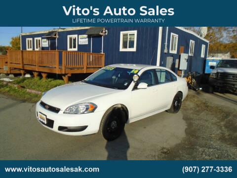 2014 Chevrolet Impala Limited for sale at Vito's Auto Sales in Anchorage AK