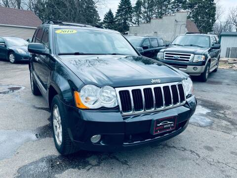 2010 Jeep Grand Cherokee for sale at SHEFFIELD MOTORS INC in Kenosha WI