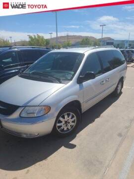 2004 Chrysler Town and Country for sale at Stephen Wade Pre-Owned Supercenter in Saint George UT