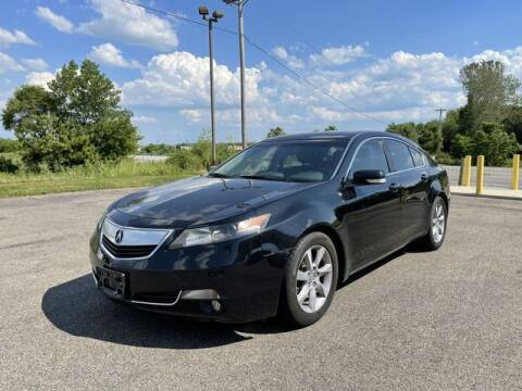 2013 Acura TL for sale at Instant Auto Sales - Lancaster in Lancaster OH