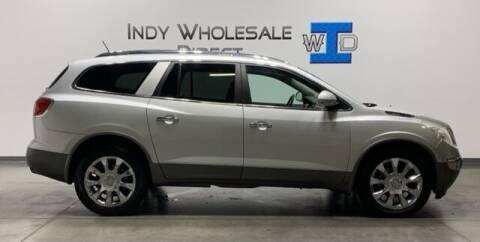 2011 Buick Enclave for sale at Indy Wholesale Direct in Carmel IN