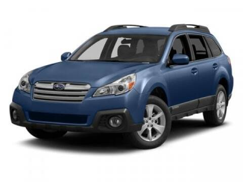 2014 Subaru Outback for sale at JEFF HAAS MAZDA in Houston TX