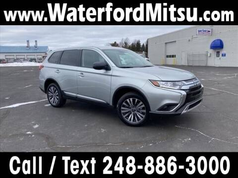 2020 Mitsubishi Outlander for sale at Lasco of Waterford in Waterford MI