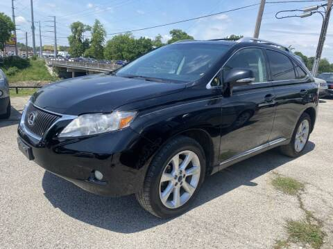 2010 Lexus RX 350 for sale at Pary's Auto Sales in Garland TX