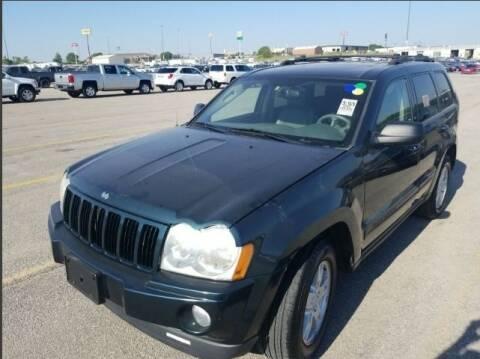 2006 Jeep Grand Cherokee for sale at Straightforward Auto Sales in Omaha NE
