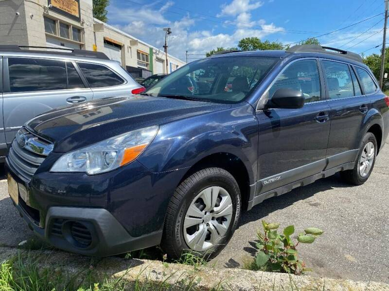 2013 Subaru Outback for sale at NORTHEAST IMPORTS LLC in South Portland ME