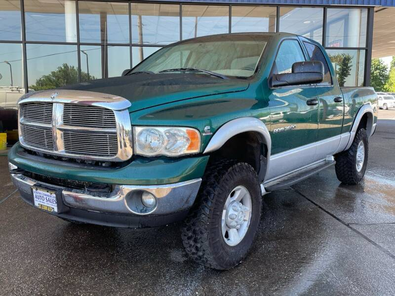 2003 Dodge Ram Pickup 2500 for sale at South Commercial Auto Sales in Salem OR