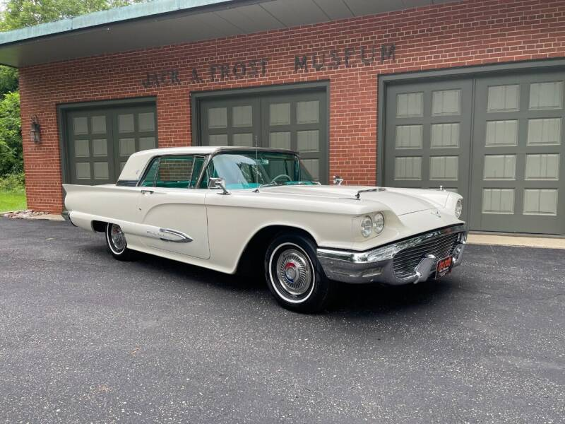 1959 Ford Thunderbird for sale at Jack Frost Auto Museum in Washington MI