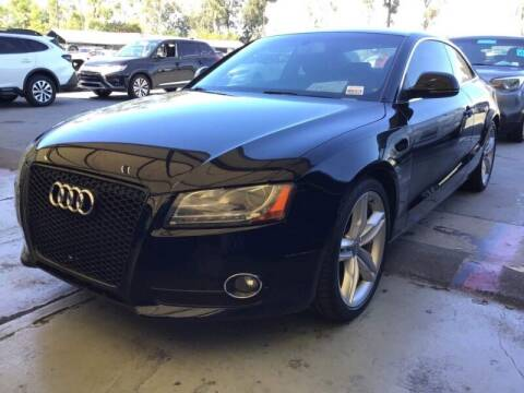 2009 Audi A5 for sale at SoCal Auto Auction in Ontario CA