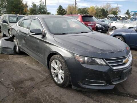 2014 Chevrolet Impala for sale at STS Automotive in Denver CO