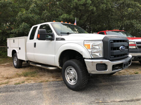 2015 Ford F-250 Super Duty for sale at The Car Guys in Hyannis MA